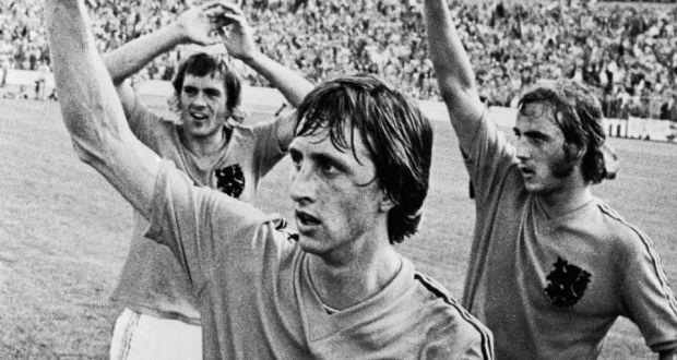 Johan Cruyff e una rivoluzione non ancora completa