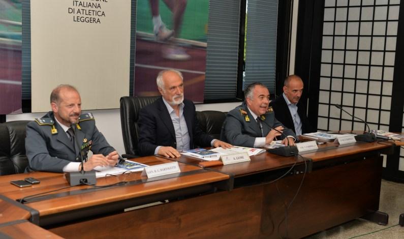 A Castelporziano i Campionati Italiani 10.000 m. su pista