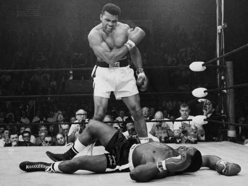 Muhammad Ali, il più grande, il più forte.. il mito