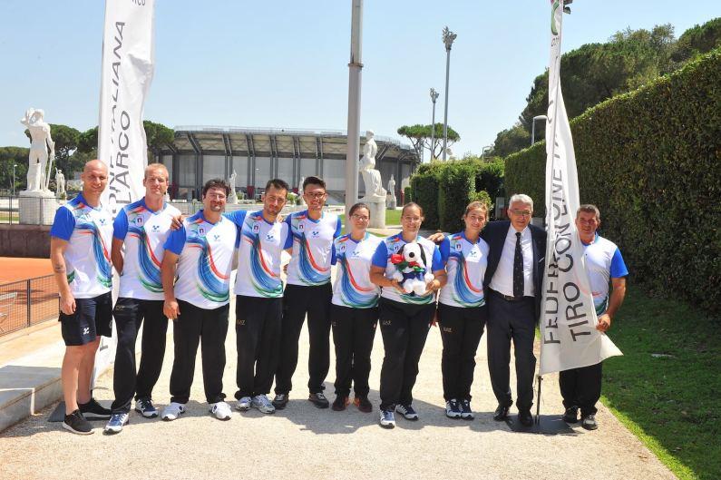 Galiazzo guida il Tiro con l'Arco azzurro a Rio 2016
