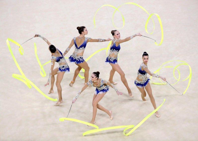 Coppa del Mondo Ritmica 2017, si parte dall'Adriatic Arena di Pesaro