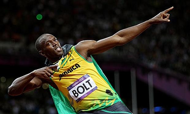 Usain-Bolt-at-Rio-2016-Olympics, #Rio2016