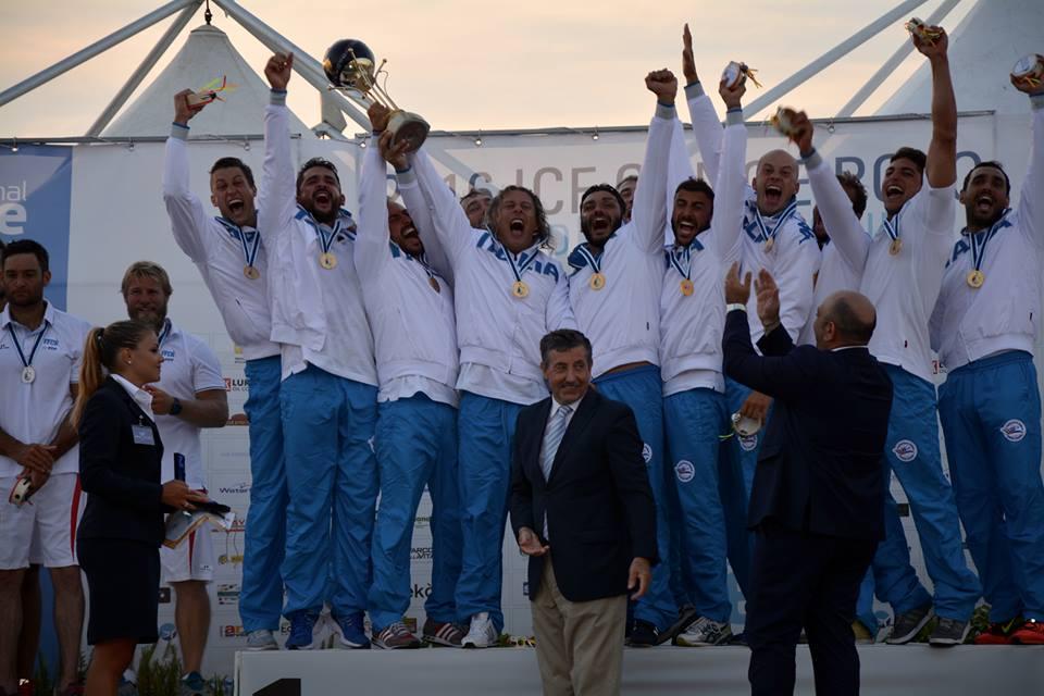 Mondiali Canoa Polo, Canoa Polo