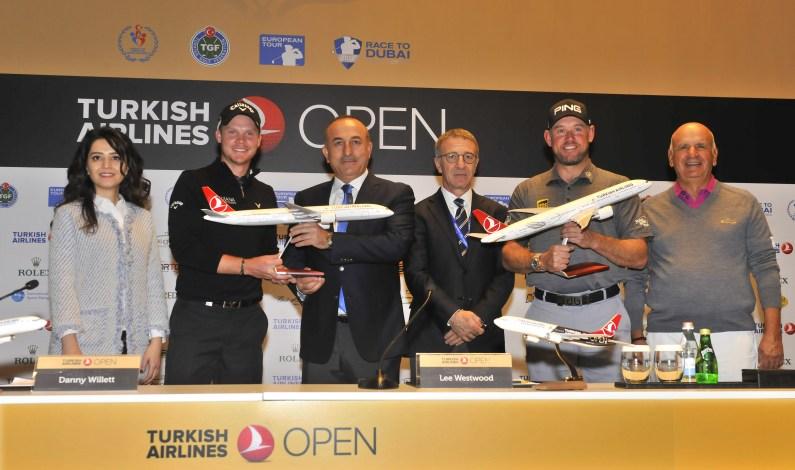 Il mondo del golf si prepara per il Turkish Airlines Open 2016 ad Antalya