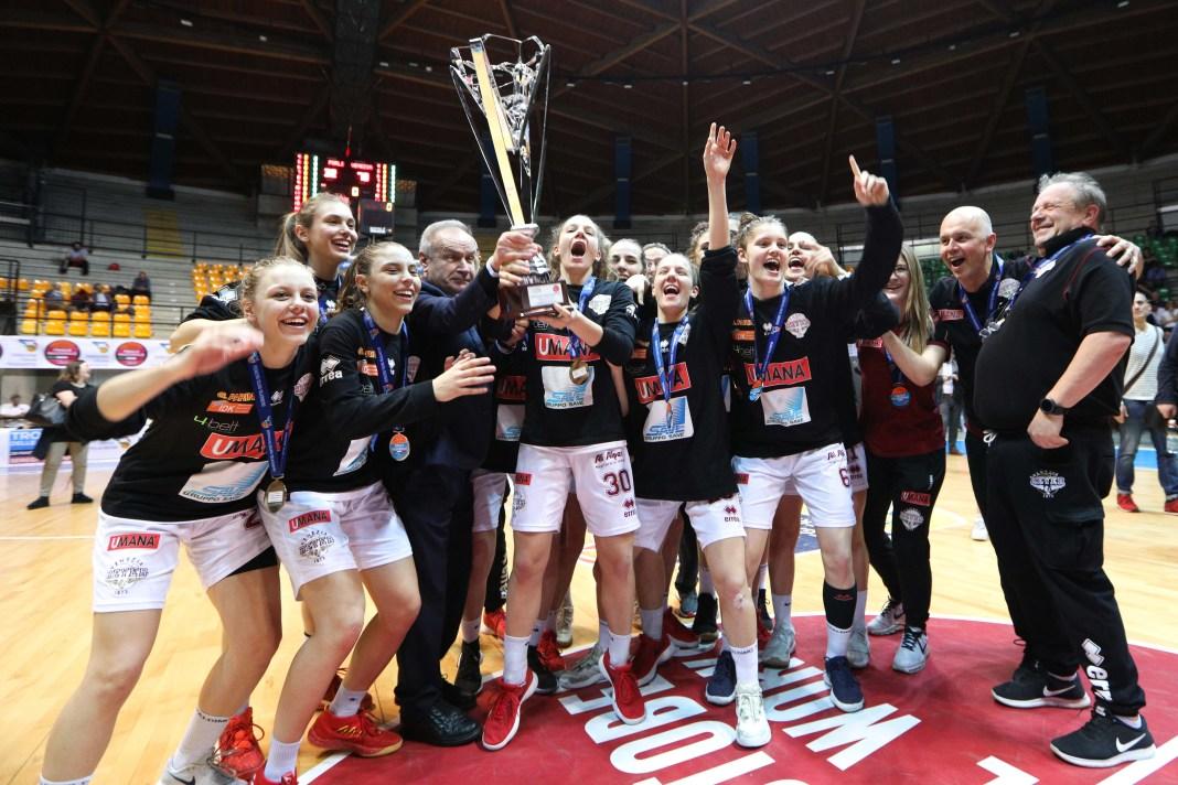 Finale Nazionale U20F. Tiger Rosa Basket Forlì vs Umana Venezia, PalaDesio Desio 02 aprile 2018 - FOTO Bertani/Ciamillo