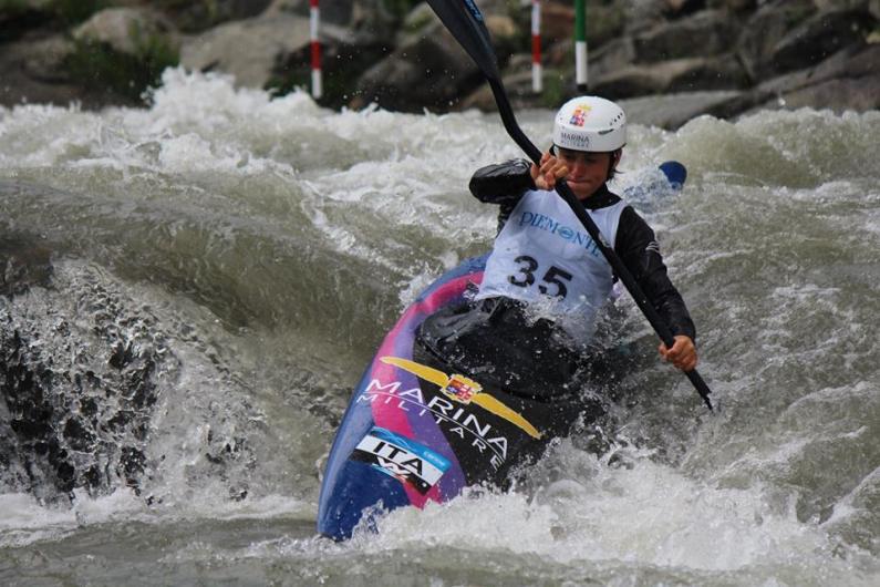 Scelti gli azzurri per gli Europei di Canoa Slalom a Praga