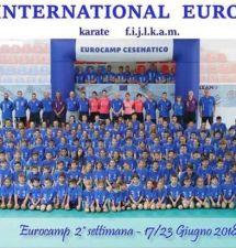 Cesenatico: bilancio più che lusinghiero per il 17° Eurocamp di Karate