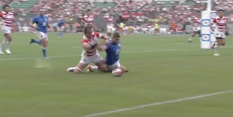 """Tour estivo rugby, Giappone Italia 34-17, """"sol calante"""" per gli azzurri"""
