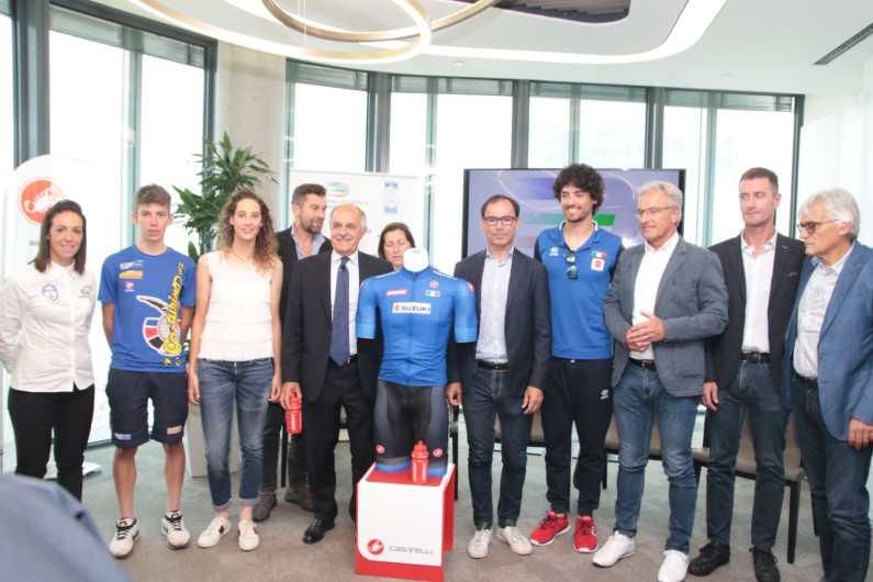 Ciclismo su strada, presentate le Nazionali per Innsbruck 2018