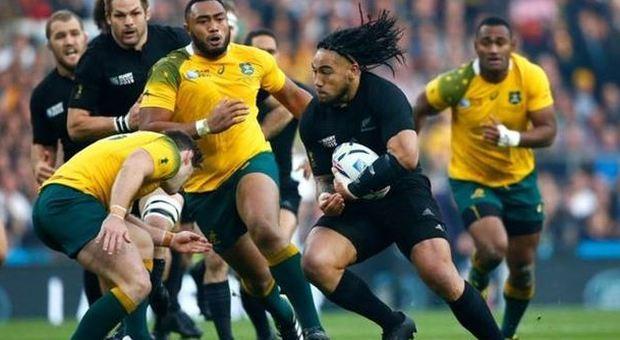 Rugby in TV – Sabato su Sky Nuova Zelanda v Australia