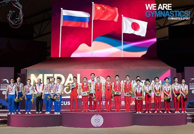 Mondiali Artistica a Doha, Cina torna sul gradino più alto tra gli uomini