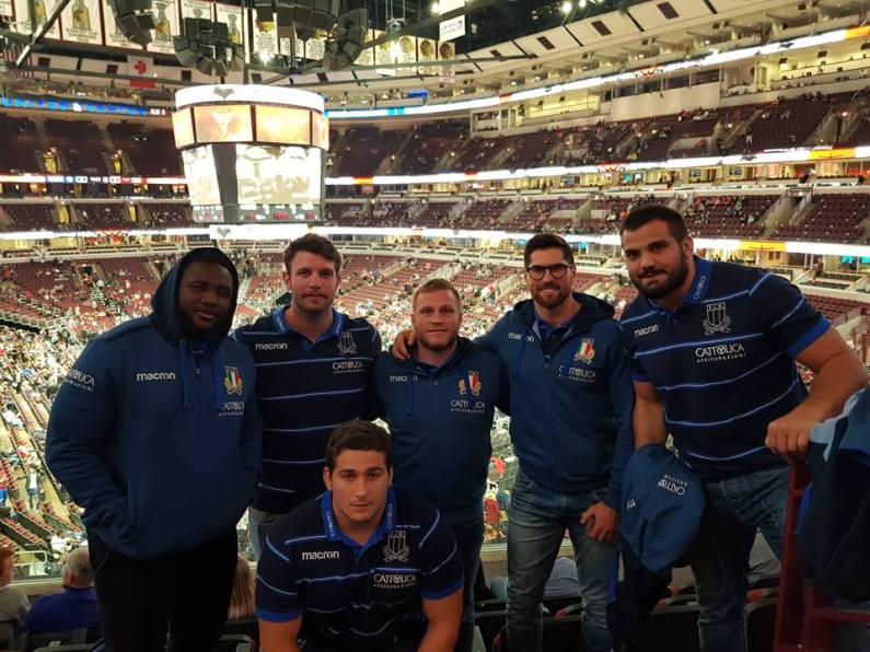 Ufficializzate le formazioni di Irlanda Italia di Rugby a Chicago