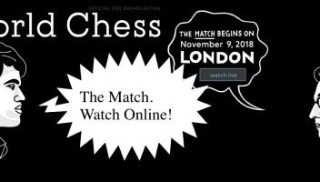 Mondiale di Scacchi 2018 Carlsen v Caruana: segui la diretta live