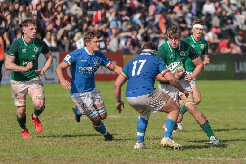 Mondiale Rugby U20, sconfitta contro l'Irlanda, adesso ci tocca la Scozia