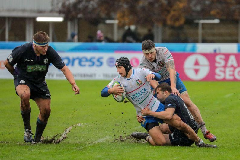 World Rugby U20 Championship, l'Italia batte la Scozia e resta nell'élite