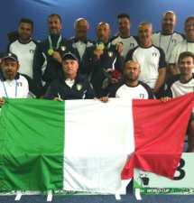 Coppa del Mondo di Para-Trap, doppio oro in Croazia con Cuciti e Cafaggi
