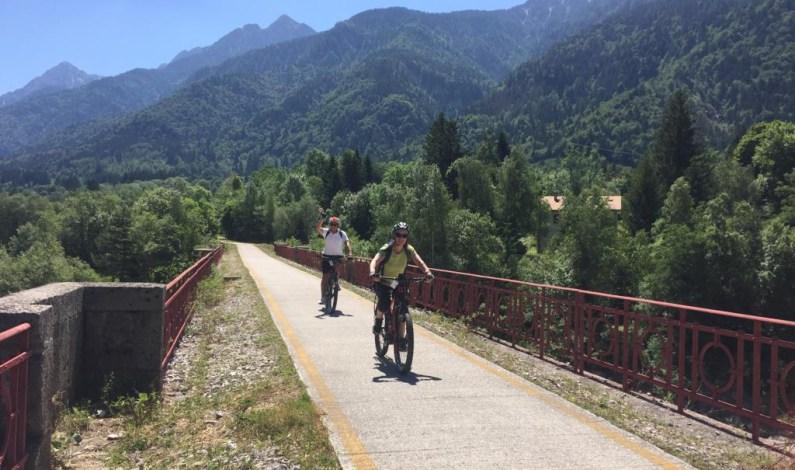Cronaca di un viaggio: ciclovia Alpe Adria da Villach a Udine
