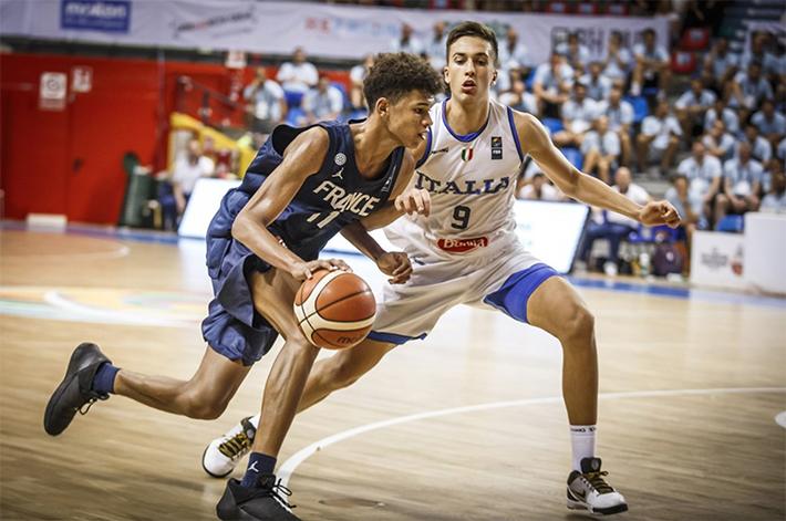 Europei Basket U16