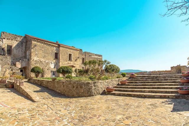 La Casa del tiro con l'arco, ad Agropoli: il Cilento, tra mare e sport