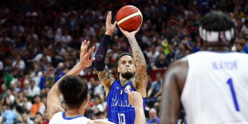 Mondiali di Basket, domani contro l'Angola per guardare a Tokyo