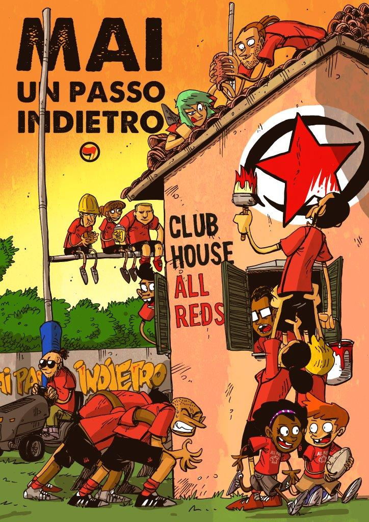 All Reds Rugby Roma