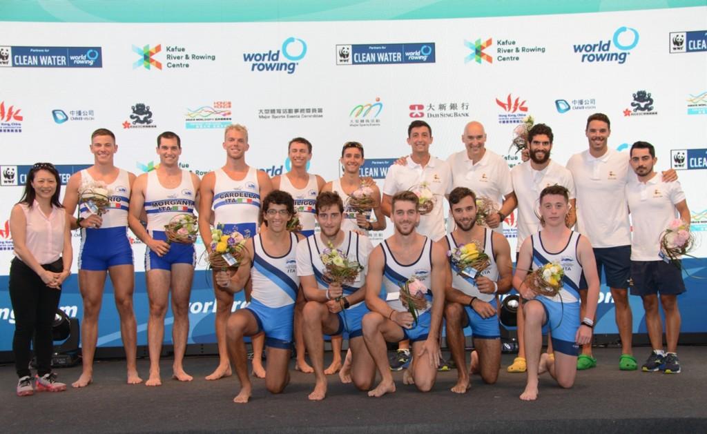 Mondiali 2019 Coastal Rowing