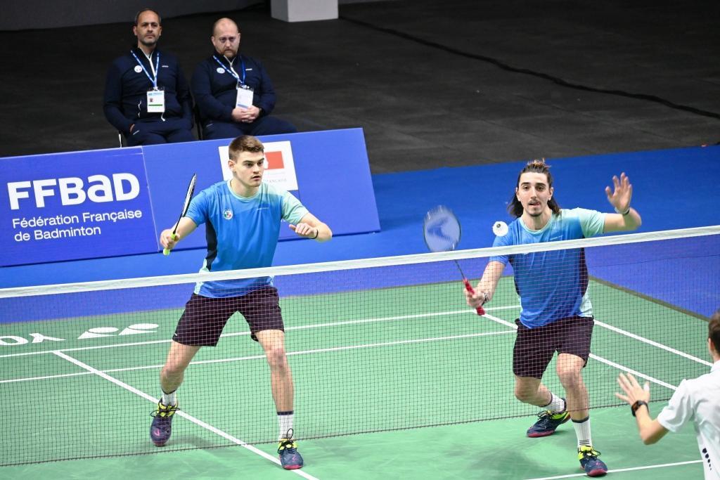 Europei a squadre di Badminton