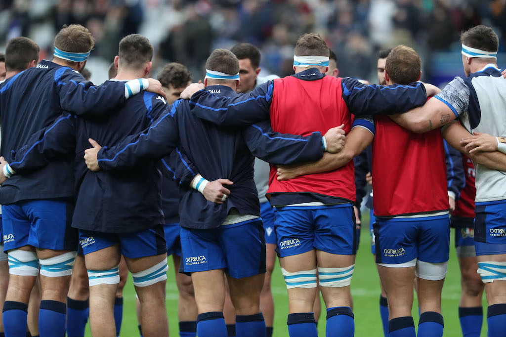 Nazionale Rugby, Sei Nazioni 2020