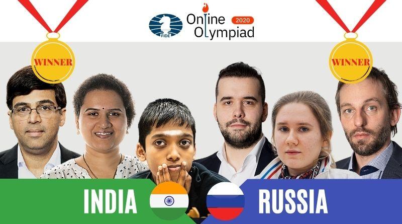Olimpiadi di Scacchi Online 2020