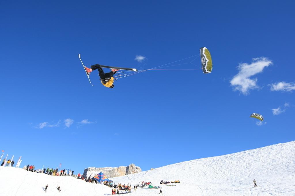 Snowkite World Cup