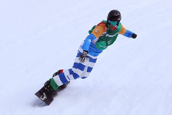 Jacopo Lucini, Para Snowboard