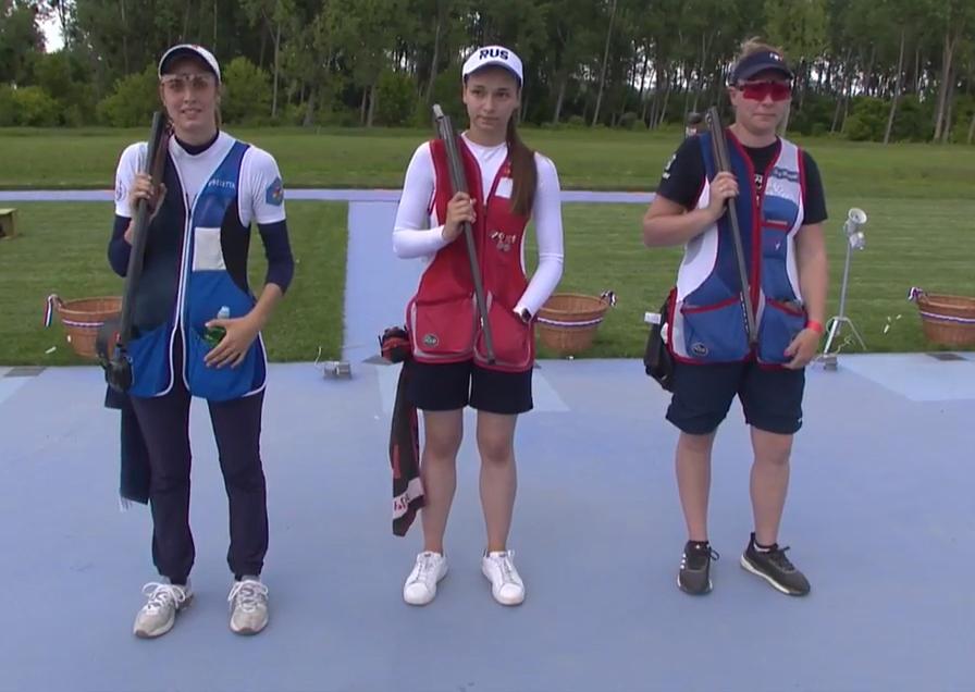 europei Fossa olimpica