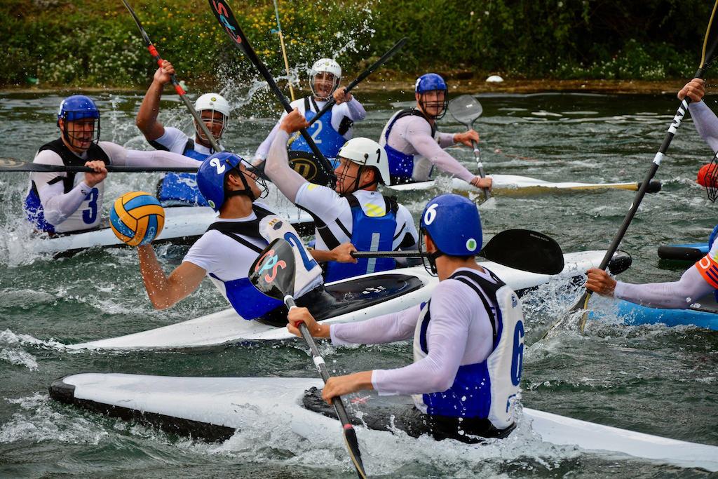 Campionato Europeo di canoa polo 2021