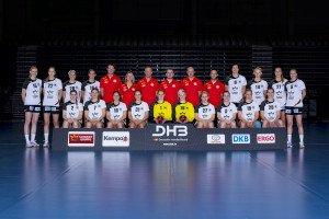 Handball-WM 2013 Serbien: DHB-Frauen-Nationalmannschaft - Foto: DHB/Sascha Klahn