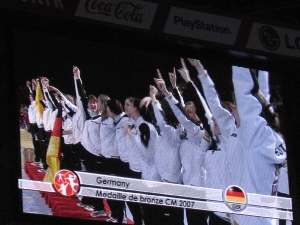 BLICK-Zurück: Handball-WM 2007 - Frauen mit WM-Bronze 1
