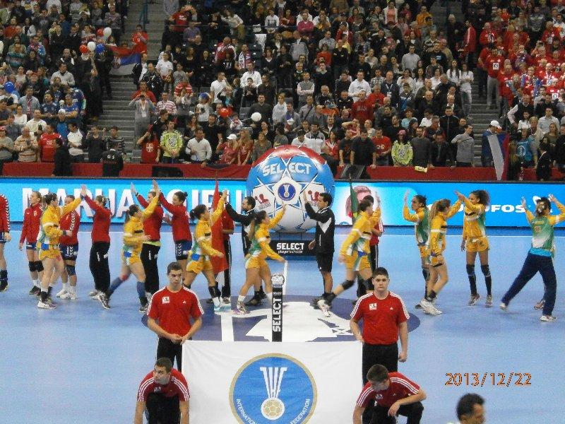 weltmeisterschaft handball