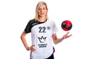 Handball-WM 2013 Serbien: Susann Müller - Foto: DHB/Sascha Klahn