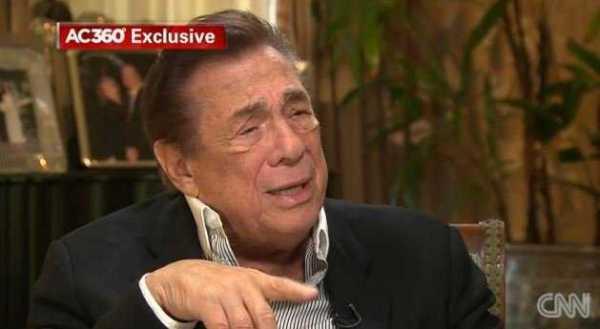 CNN International: Interview mit Donald Sterling - Foto: CNN International