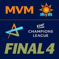 Champions League: EHF FINAL4 Budapest
