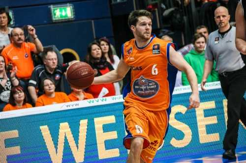 Mitteldeutscher BC: Malte Schwarz entschied sich trotz einiger Angebote für den MBC - Foto: Matthias Kuch, www.simon-werbung.de