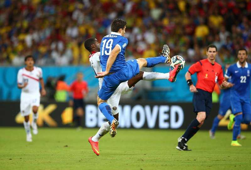 Fussball FIFA WM 2014: Costa Rica sensationell-verdienter ...