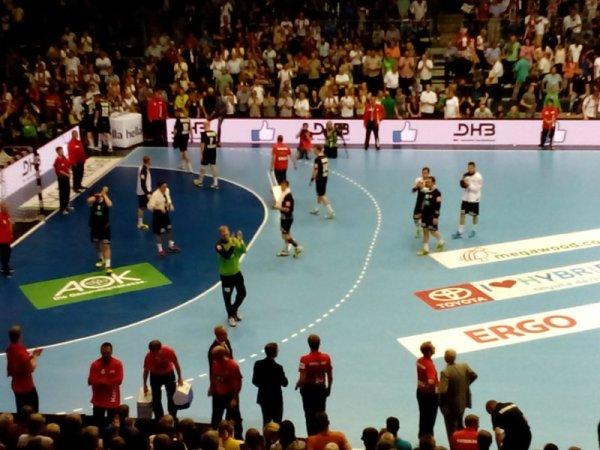 """Handball – WM-Playoff: Holger Glandorf """"Es ist für den deutschen Handball eine Katastrophe."""" - Foto: SPORT4Final"""
