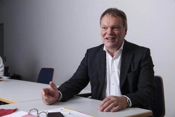 """DVL-Geschäftsführer Klaus-Peter Jung: """"Die Klubs haben verstanden, dass sie im administrativen Bereich investieren müssen."""" - Foto: Robert Felgentreu"""