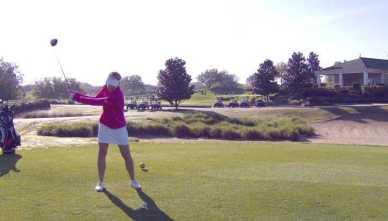 """CNN International und """"Living Golf"""" - Annika Sorenstam - Foto: CNN International """"Living Golf"""""""