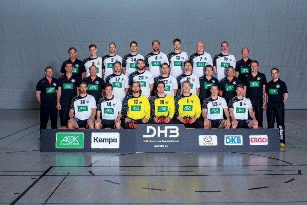 DHB: Martin Heuberger benennt WM-Play-off-Aufgebot für Polen - Foto: DHB/Sascha Klahn