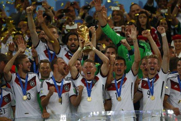 Fussball Fifa Wm 2014 Deutschland Wir Sind Weltmeister