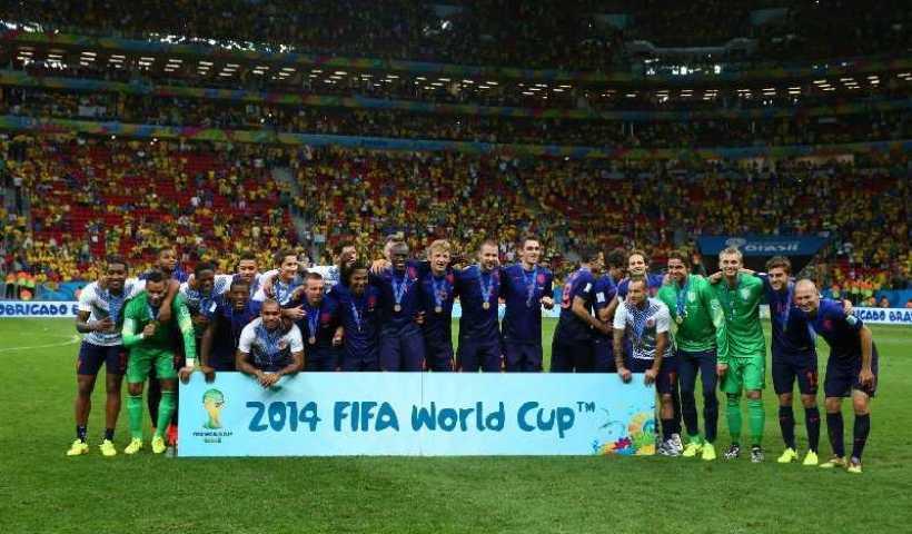 Fußball FIFA WM 2014: Niederlande verdienter WM-Dritter – Brasilien mit 0:3-Debakel gut bedient 11