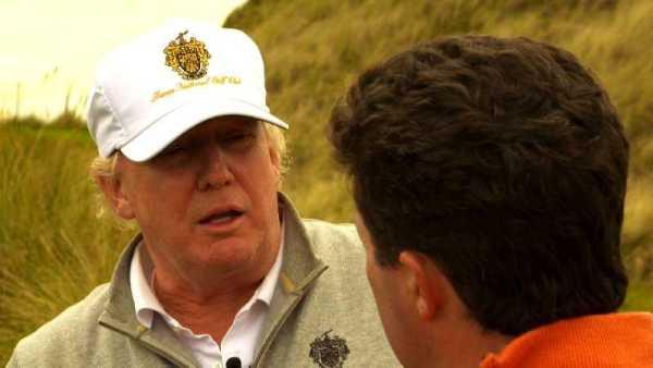 "CNN International: ""Living Golf"" mit Donald Trump - Foto: CNN International"