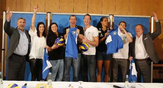 Volleyball Bundesliga geht an den Start - Foto: Photo Wende