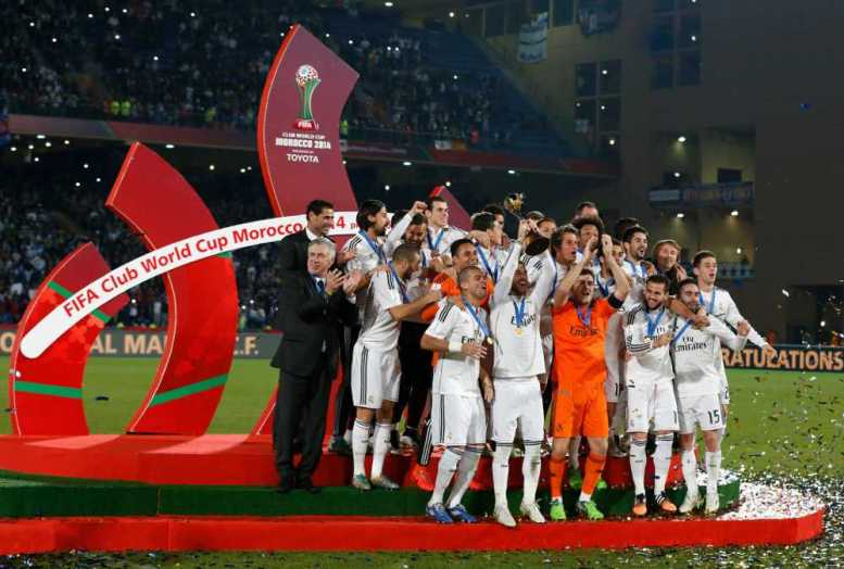 FIFA Club World Cup Marokko 2014: Real Madrid neuer Champion - Foto: Steve Bardens/Getty Images